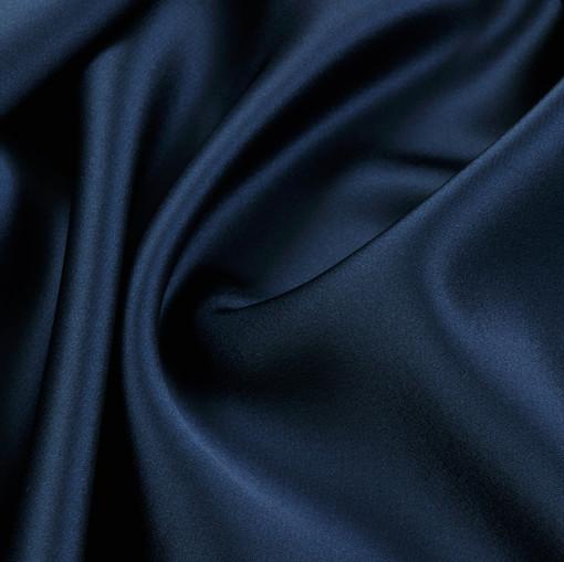 Атлас синего цвета