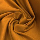 Джерси вискозное горчичного цвета
