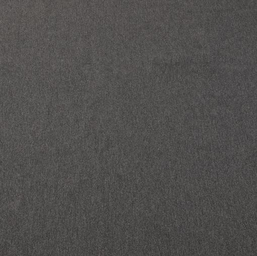 Вискозное джерси темно-серый меланж