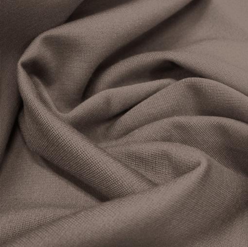 Джерси вискозное серо-бежевого цвета