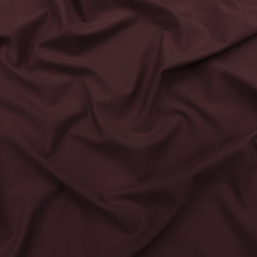 Джерси вискозное стрейч баклажанного цвета