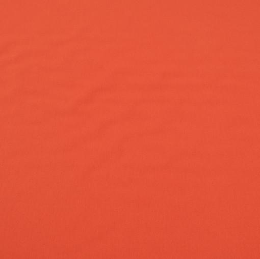 Джерси плательно-костюмный оранжевый