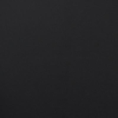 Вискозный креп угольно-черного цвета