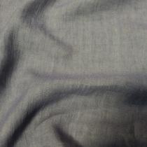 Лен костюмный серо-сиреневого цвета