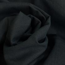 Лен костюмный сине-серого цвета