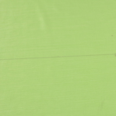 Шелк с хлопком креш светло-салатовый