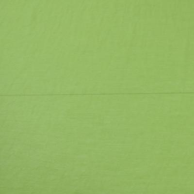 Крешированный шелк цвета молодой листвы
