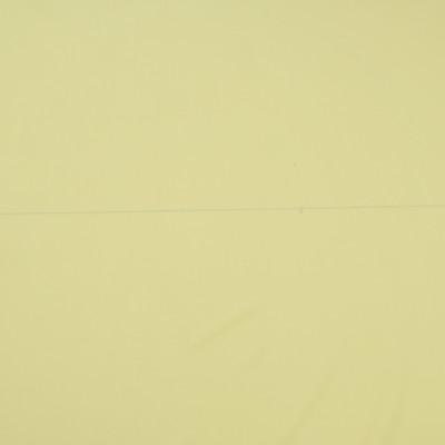 Крепдешин смесовый желто-разбеленого цвета
