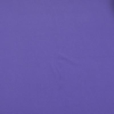 Крепдешин смесовый фиолетового цвета
