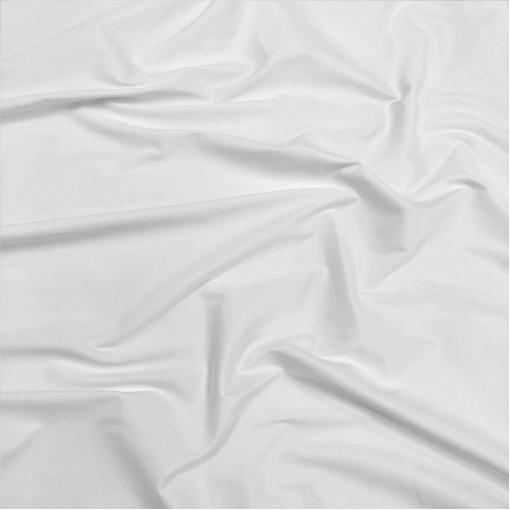 Джинса средней плотности стрейч белого цвета