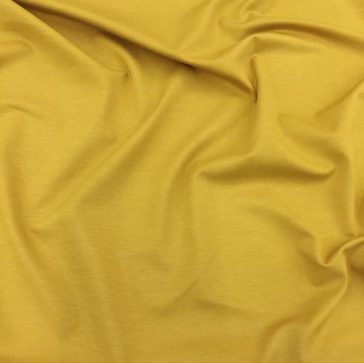 Джерси вискозное пыльно-желтого цвета