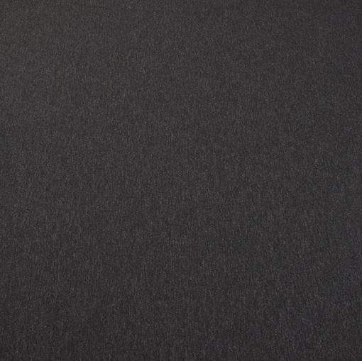 Вискозно-шерстяное джерси темно-серое меланжевое