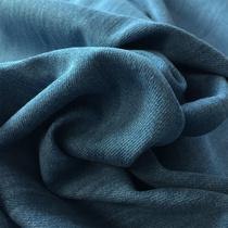 Джинса стрейч сине-голубого цвета