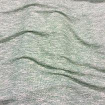 Шанель плательная трикотажная в оливково-изумрудных тонах
