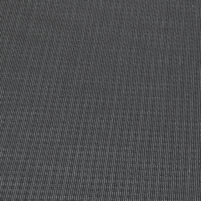 Черная костюмная ткань