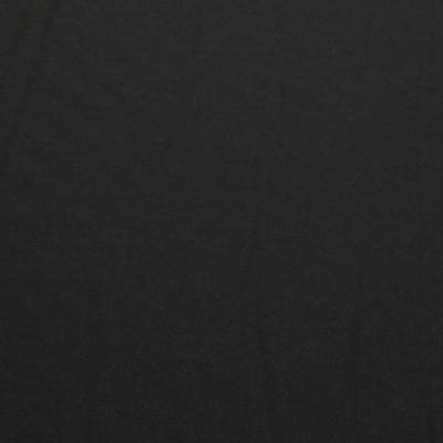 Костюмная ткань черная