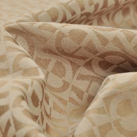 Фактурный джинсовый жаккард-стрейч Aigner теплого песочного цвета