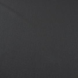 Джинсовая жаккардовая ткань Aigner антрацитового цвета с интересной фактурой
