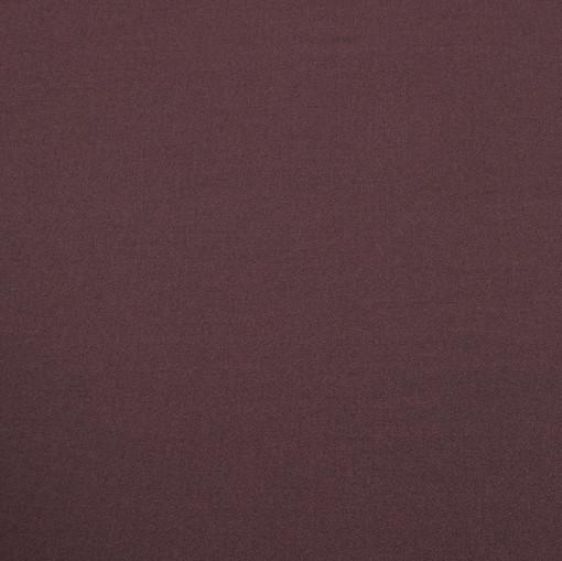 Костюмная поливискоза креповая свекольно-баклажанового цвета