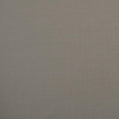 Костюмная шерстяная ткань серо-кофейного цвета