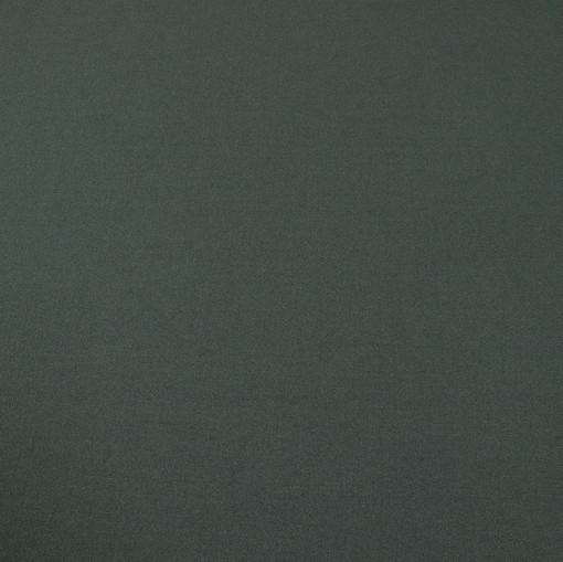 Костюмная креповая поливискоза темно-зеленого цвета