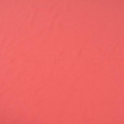 Костюмно-плательная креповая поливискоза кораллового цвета