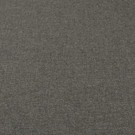Костюмный твид классического темного серого цвета в мелкую крапинку