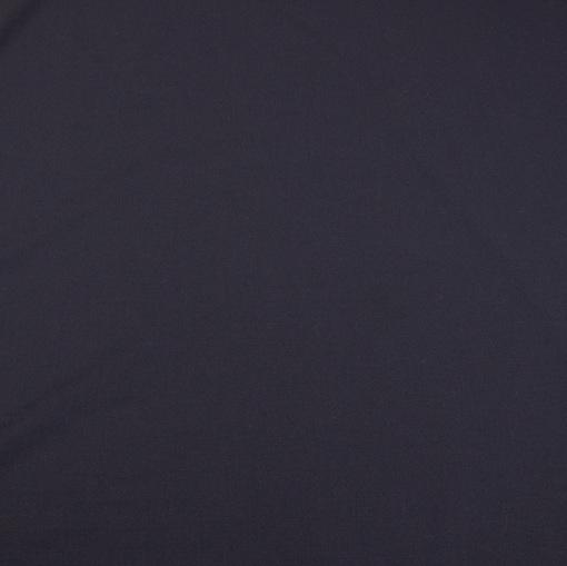 Костюмная ткань черно-синего цвета стрейч
