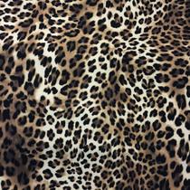 Неопрен ( скубо ) плательный принт леопард