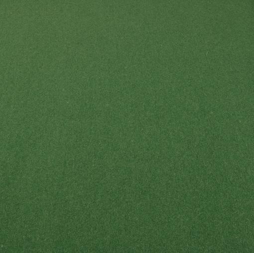 Смесовый теплый трикотаж ярко-зеленый