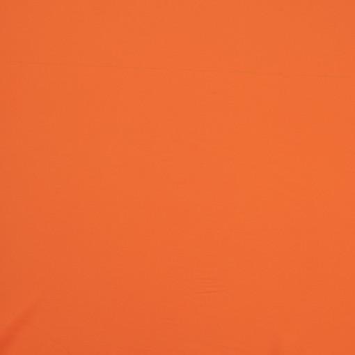 Шелк крепдешин морковного цвета