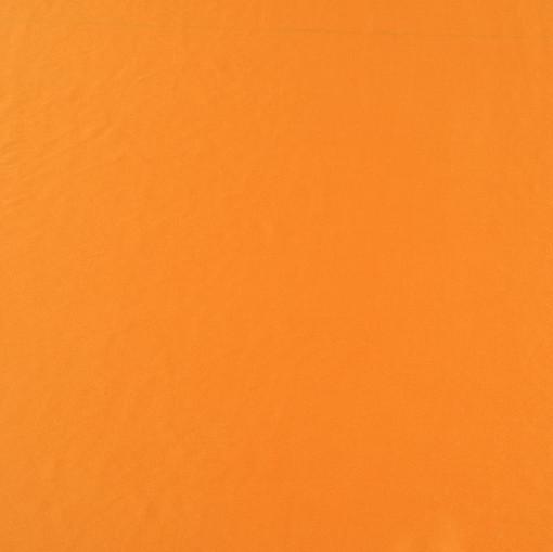 Атласный шелк апельсинового цвета
