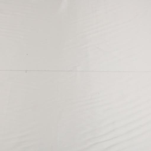 Муслин белый с атласным эффектом плотный