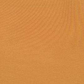 Крепдешин смесовый охристого цвета
