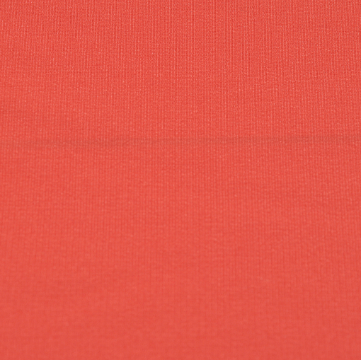 Крепдешин стрейч кораллового цвета