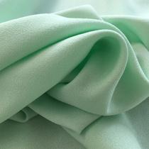 Вискоза плательная Valentino креп-кади струящаяся цвет тиффани