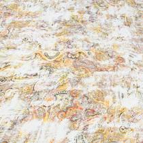 Вискоза Mariagrazia Panizzi жоржет желтые огурцы