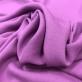 Вискоза плательная креповая не прозрачная цвета ежевичного йогурта
