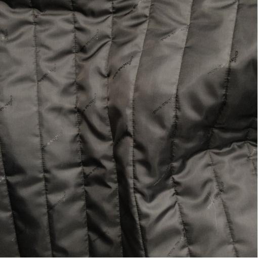 Подкладка стеганная Jarina Sasa черного цвета