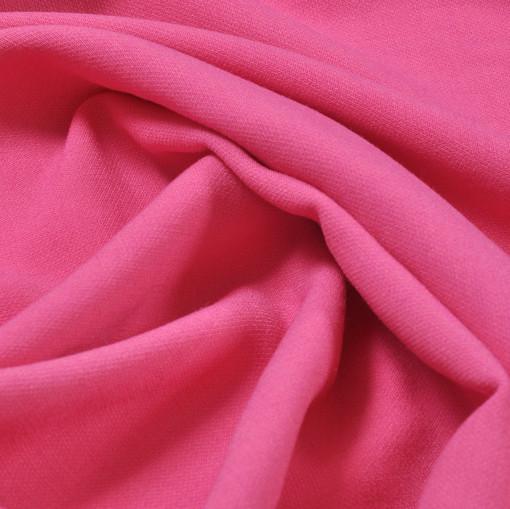 Костюмная ткань розовая