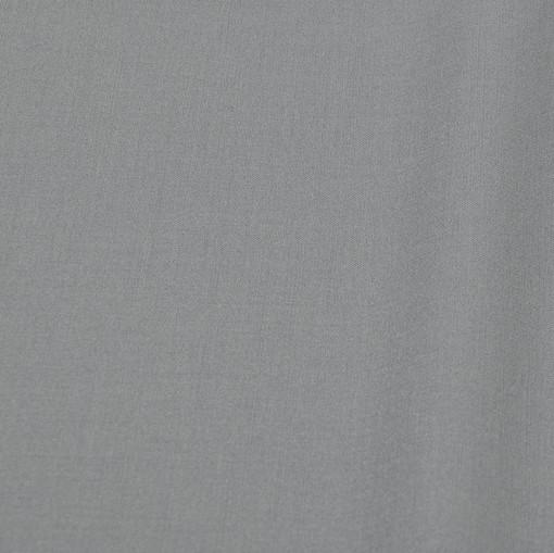 Костюмная ткань алюминиевого цвета