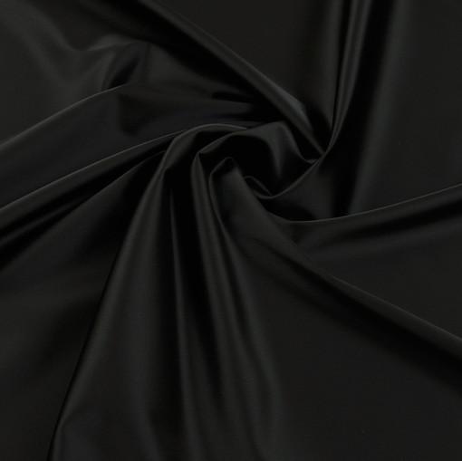 Атлас Armani черный