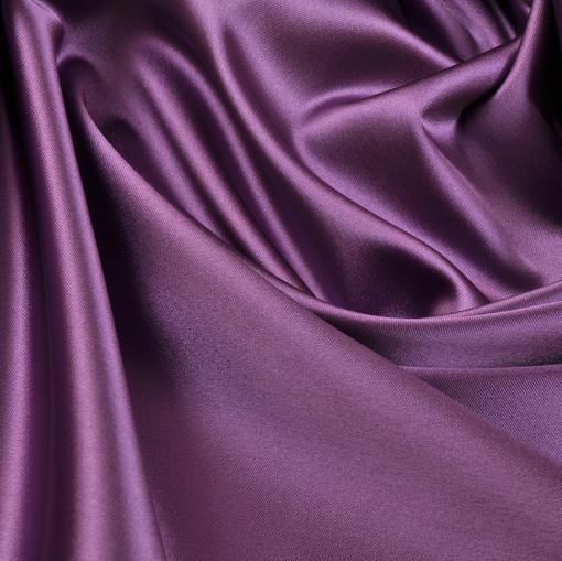 Атлас Armani фиолетового цвета