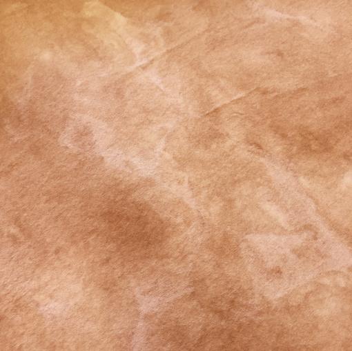 "Трикотаж шерстяной с ворсом цвета ""кэмел"""