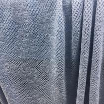 Паутинка шерстяная фиалково-голубого цвета