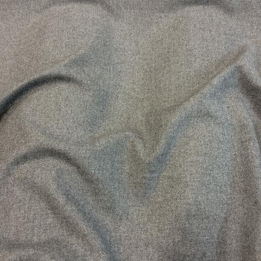 Твид костюмный стрейч серый меланж
