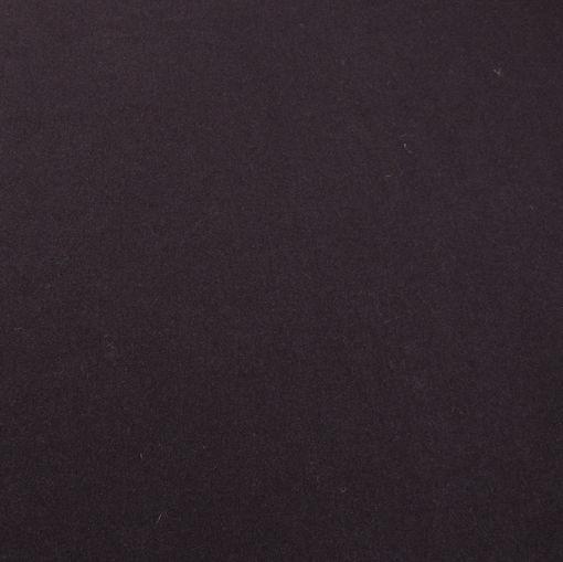 Пальтовая ткань цвета баклажан