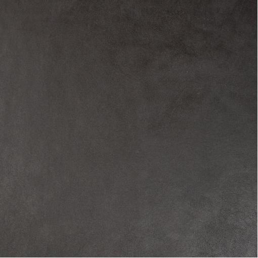 Искусственная кожа на трикотажной основе в рыжую полоску