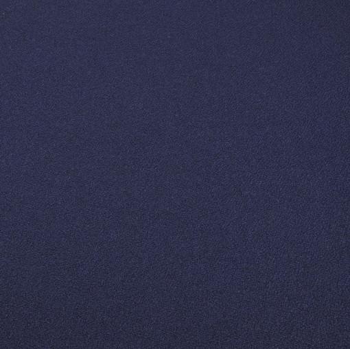 Пальтовая ткань темно-синего цвета жаккардовая кашка