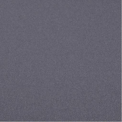 Пальтовая ткань серо-голубого цвета в жаккардовую кашку